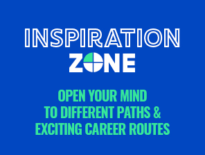 UCAS Discovery - Inspiration zone