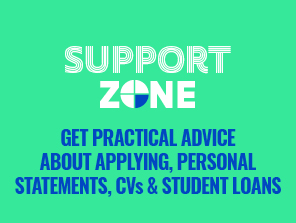 UCAS Discovery - Support zone